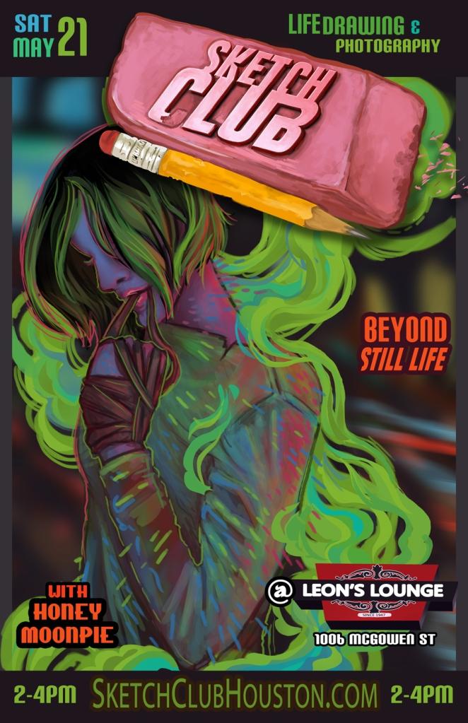 sketch clb 1 poster FLATTER